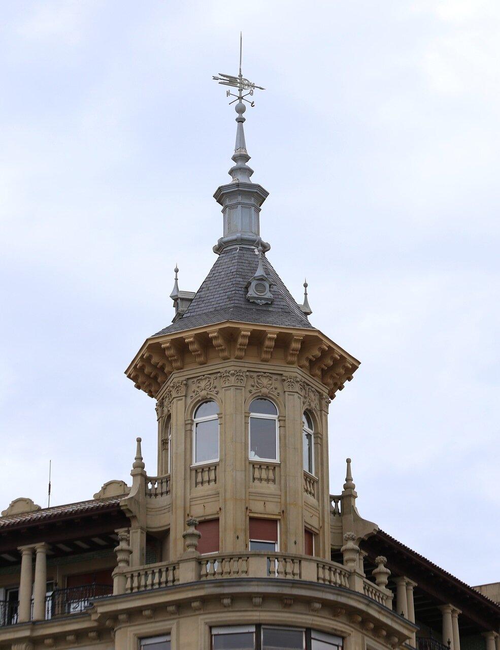Доностия-Сан-Себастьян. Бульвар Мираконча (Paseo de Miraconcha)