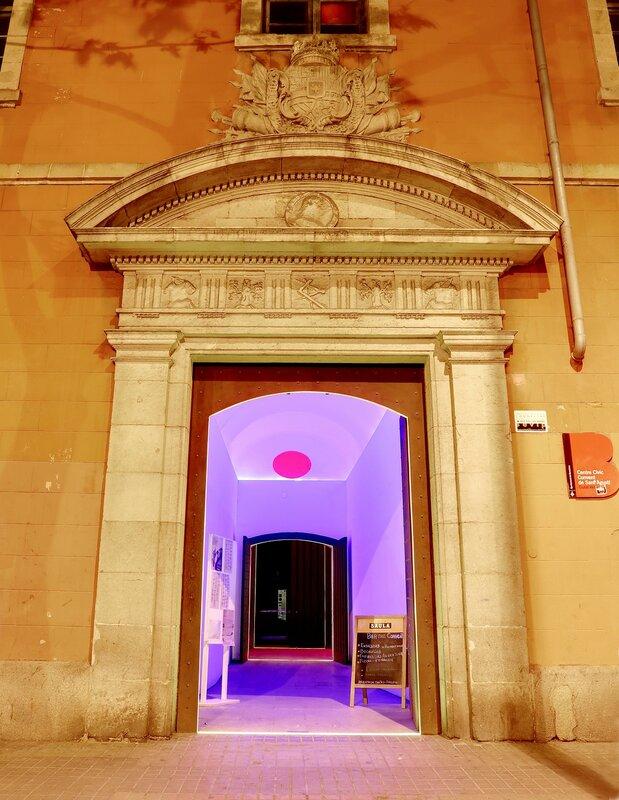 Барселона. Музей шоколада (Museu de la Xocolata)