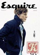 Журнал Книга Esquire №11 ноябрь 2013 Россия