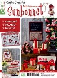 Журнал Creare Speciali: Tutto l'anno con Sunbonnet №18