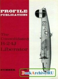 Книга Aircraft Profile Number 19: The Consolidated B-24J Liberator.
