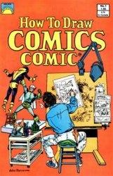 Книга How To Draw Comics Comic