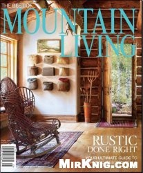 Журнал Mountain Living - The Best of 2012
