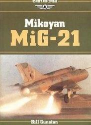 Mikoyan MiG-21 (Osprey air combat)