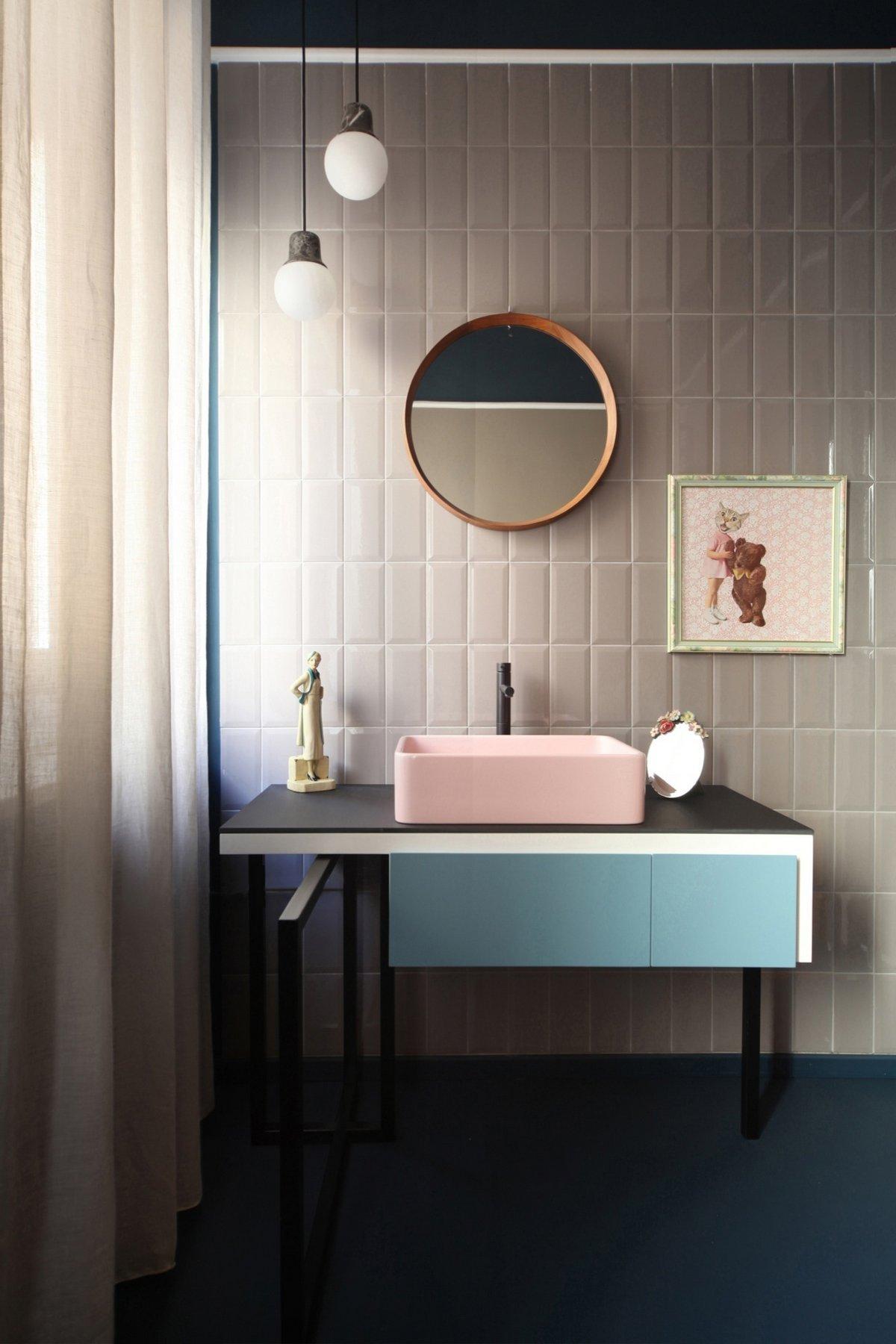 Metaphysical Remix, UdA, современный стиль оформления квартиры, оформление большой квартиры, дизайн большой квартиры фото, современный дизайн детской комнаты