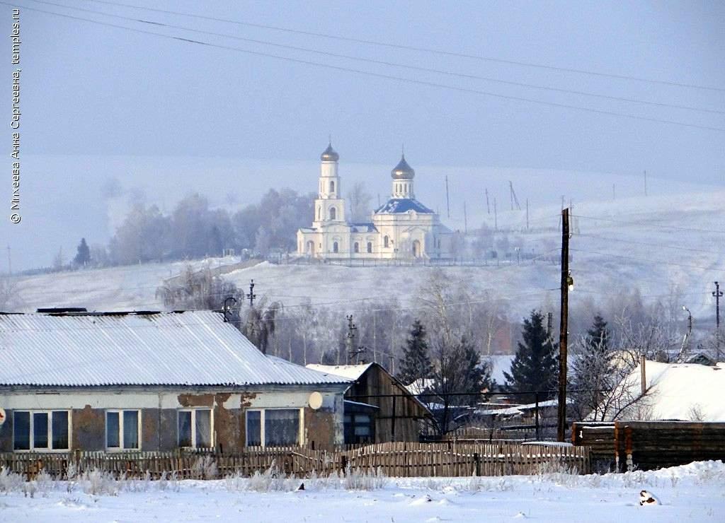 Село Ямаши, церковь Рождества Христова