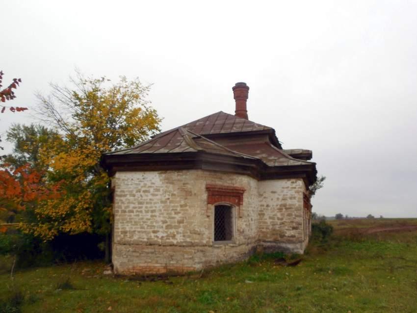 Село Ильнеть, история татарских мари