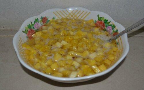 Рецепт ананасового варенья