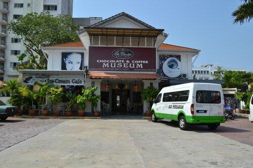 Музей шоколада, Пенанг.