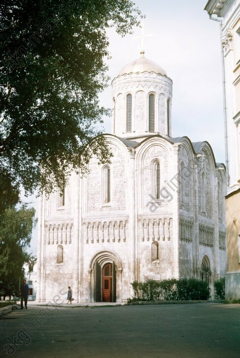 The St. Demetrius Cathedral