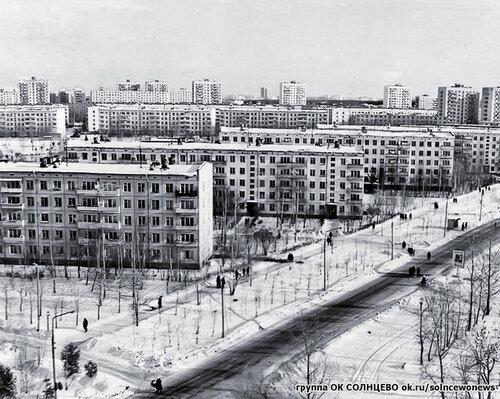 Солнцево, Солнцевский проспект (Улица Кирова)