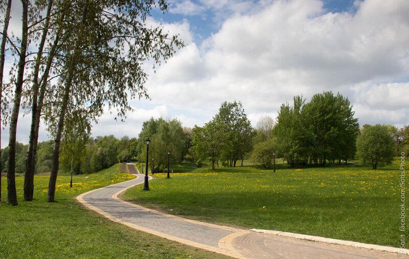 Лошицкий парк