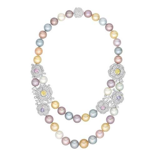 Perles de Chanel collection - Set with 712 brilliant-cut diamonds