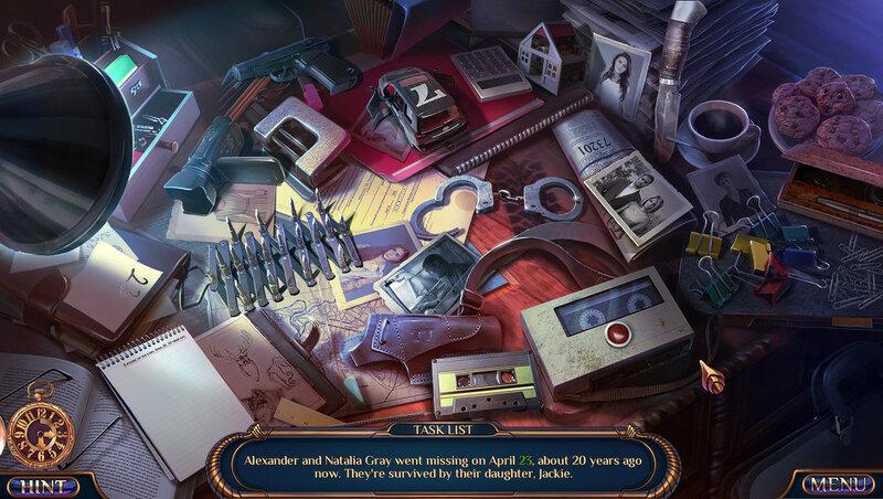 لعبة Grim Tales: Threads Destiny