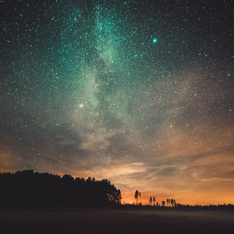 Ночь и Микко Лагерстедт