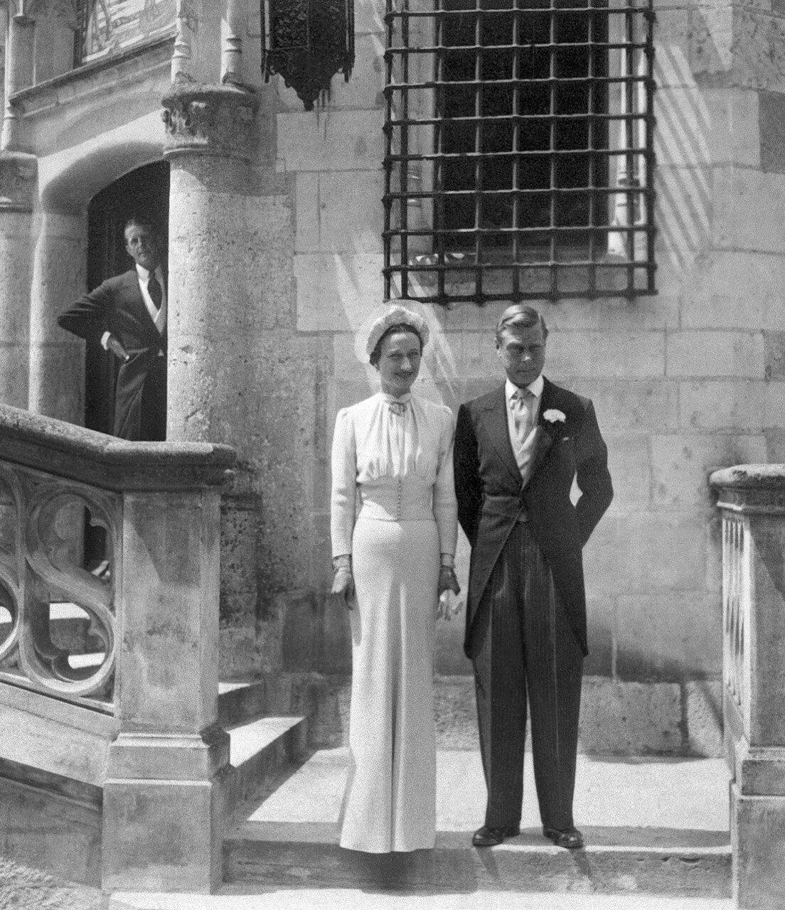 1937. Свадебная фотография