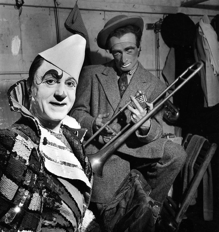 1949. Цирк Пиндера