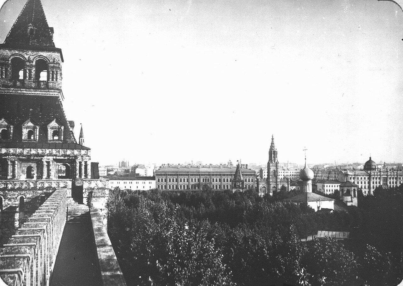 625. Вид в сторону Софийской набережной