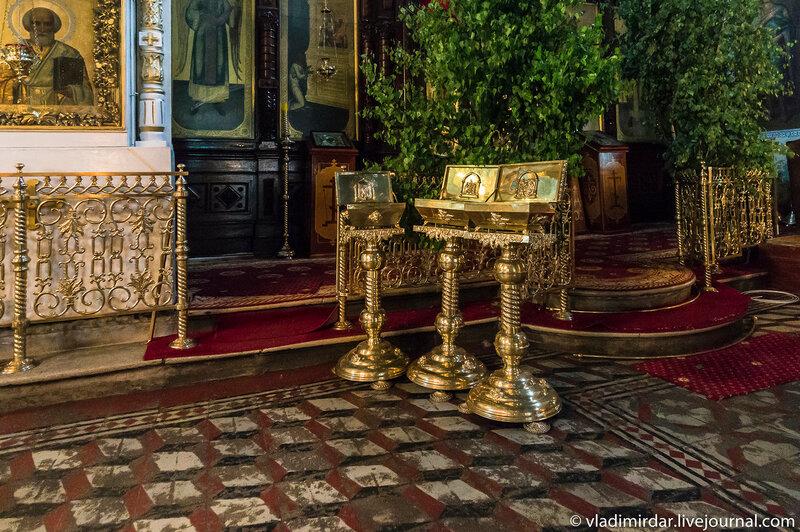 Святыни храма в честь иконы Божьей Матери «Нечаянная радость» в Марьиной Роще