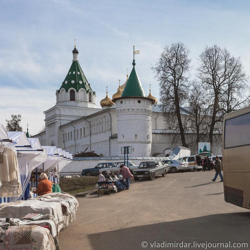 Ипатьевский монастырь. Кострома.