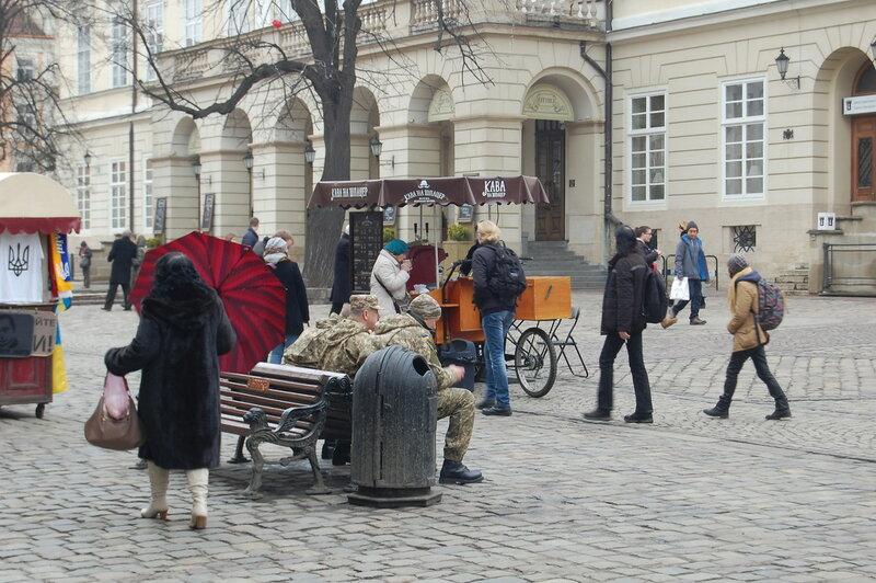 Львов 1 марта 2015