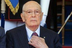 Президент Италии уходит в отставку по собственному желанию
