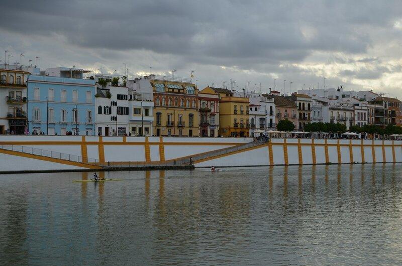 Осень в Севилье