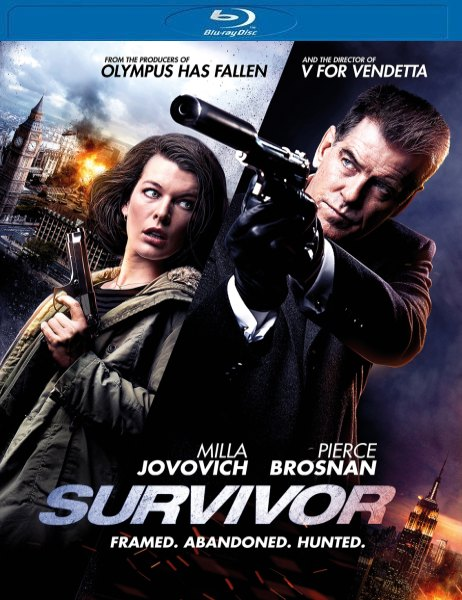 Уцелевшая / Survivor (2015)  BDRip/720p + HDRip
