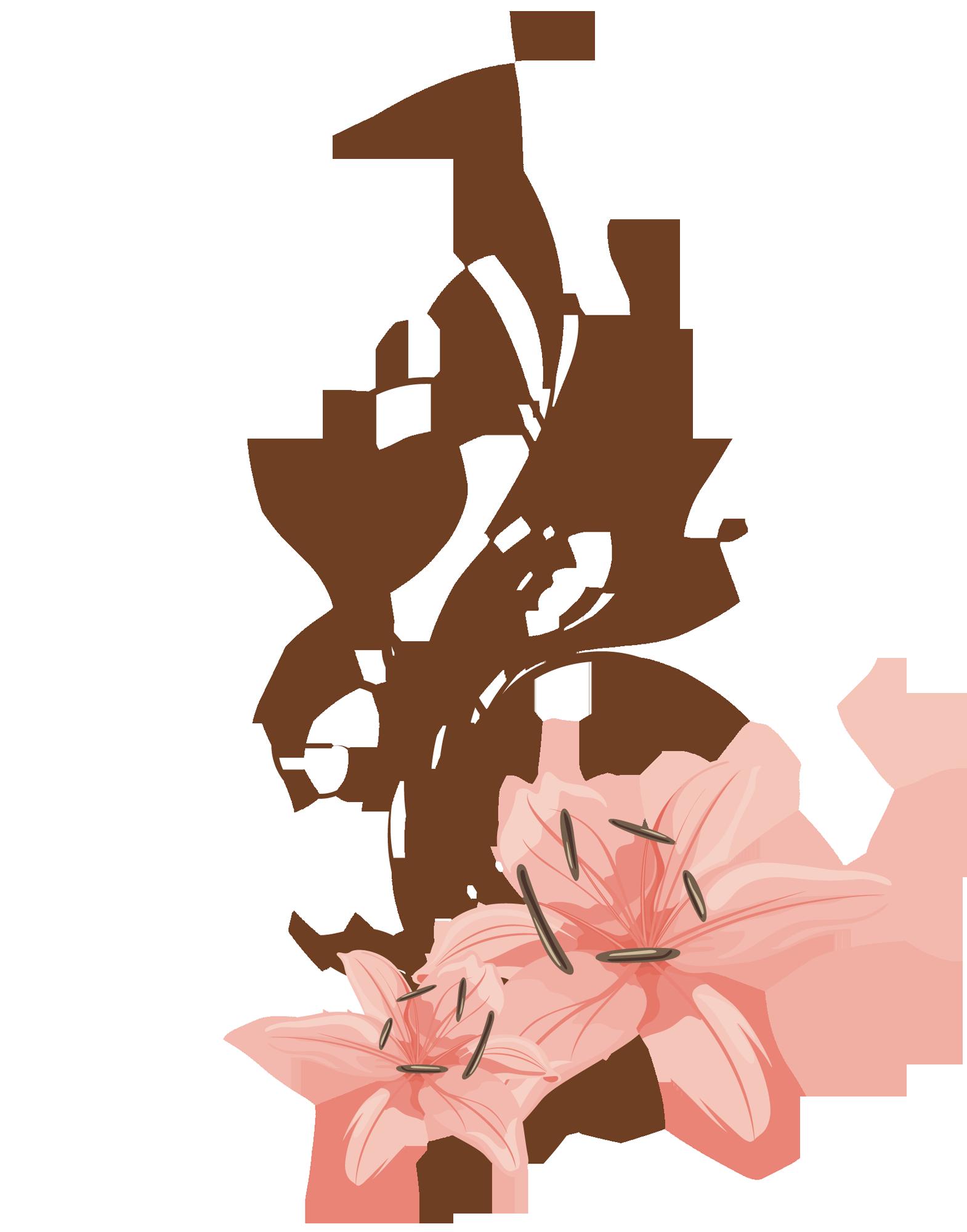 узоры с цветами картинки