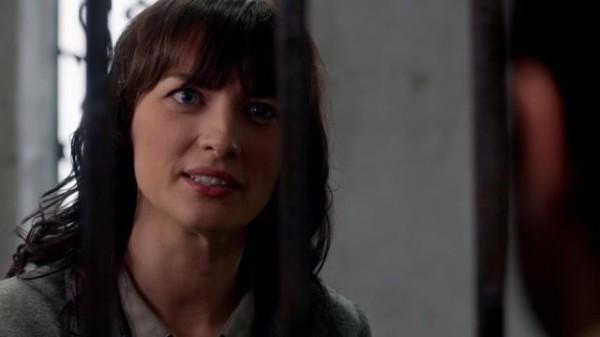 Актеры и персонажи эпизода 9.23 «Ты веришь в чудеса?»