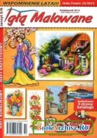 Журнал Hafty polskie №10 2013