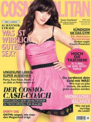 Журнал Cosmopolitan Magazin - April  2014 (German Edit)