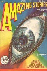 Журнал Amazing Stories (April, 1928)