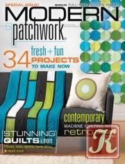 Книга Книга Modern Patchwork - Spring 2013