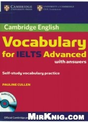 Vocabulary for IELTS Advanced with answers: Self-study vocabulary practice