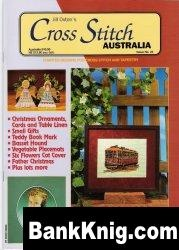 Книга Jill Oxton's Cross Stitch Australia - Issue No. 23 jpg 35,5Мб