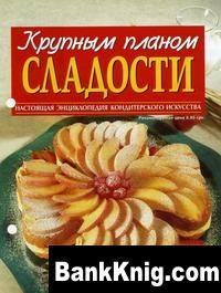 Журнал Крупным планом сладости. Торты и пироги. Ч.3 djvu 3,8Мб скачать книгу бесплатно