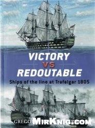 Книга Victory vs. Redoutable at Trafalgar 1805 (Osprey Duel 09)