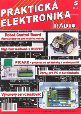 Журнал Prakticka Elektronika №5, 2012