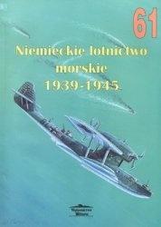 Книга Wydawnictwo Militaria 061 Niemieckie lotnictwo morskie 1939-1945