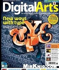 Журнал Digital Arts Ноябрь 2008