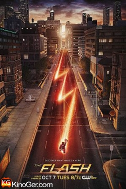 The Flash Staffel 1-4 (2014)