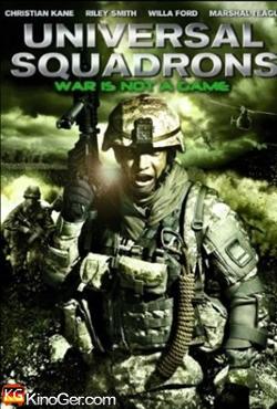 Universal Squadrons - Das Elitekommando (2011)