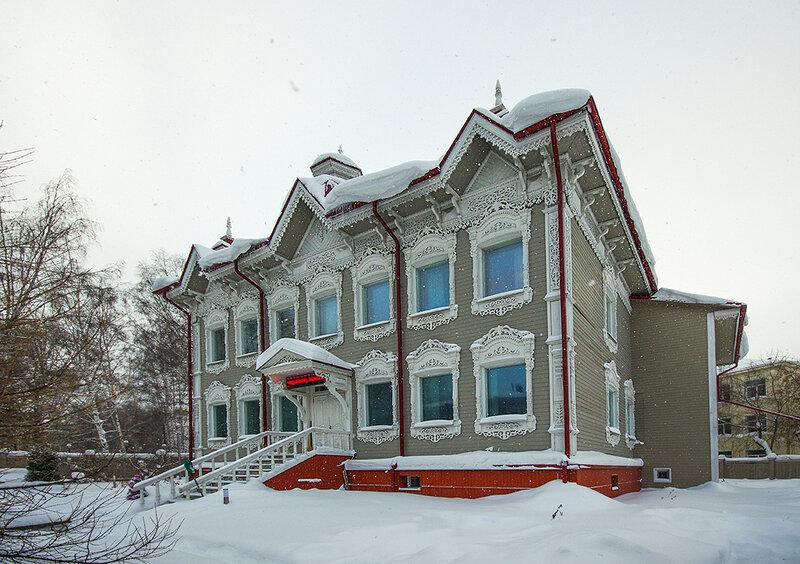 Старый Томск