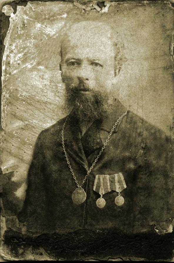 Владимир Семенов, 1862 г.р, волостной старшина 1913,1914,1915,1916