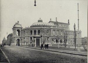 Здание городского театра в Одессе