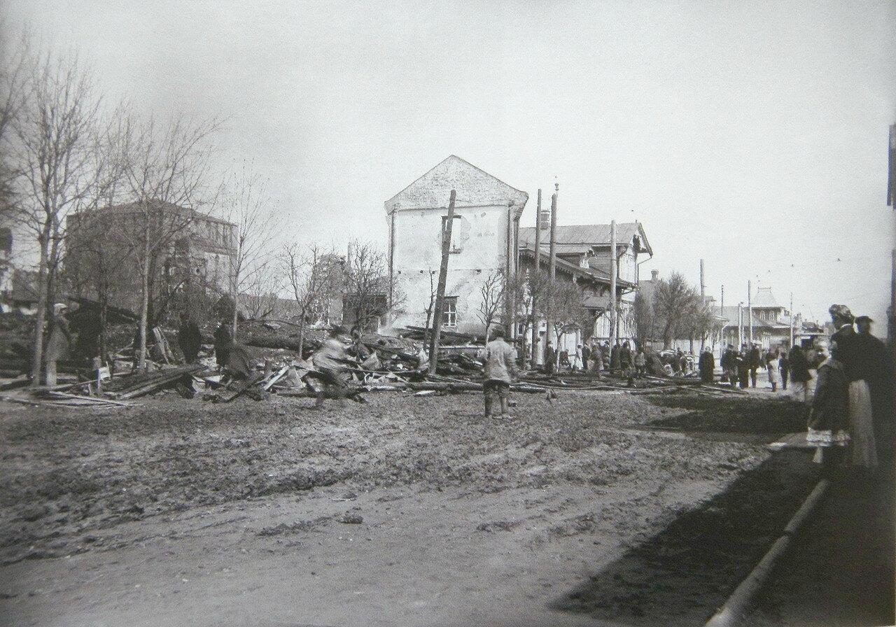 41. Пожар на улице Потёмкинской