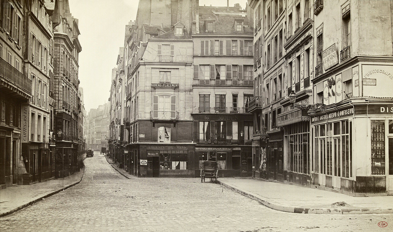 Пляс до Леколь. 1865