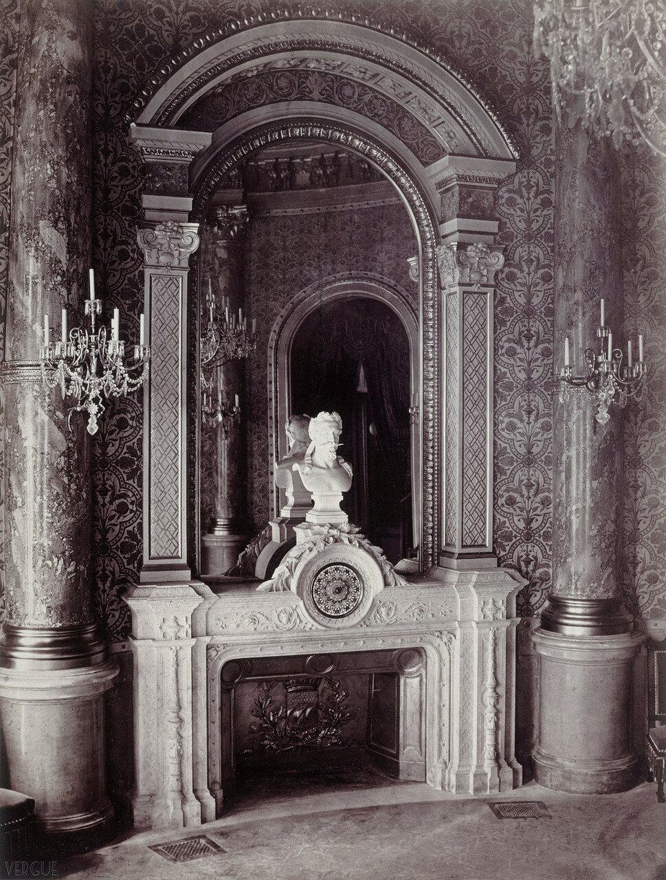 Театр Водевиль. Фойе. 1868