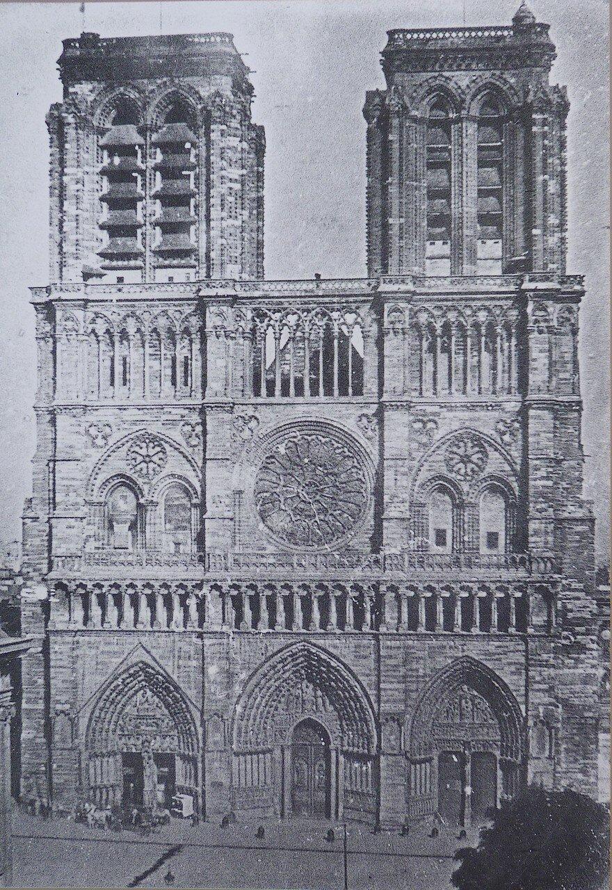 1840. Нотр-Дам де Пари